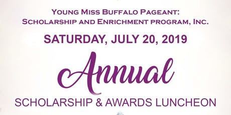2019 YMBP Annual Scholarship Fundraiser & Awards Luncheon tickets