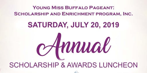 2019 YMBP Annual Scholarship Fundraiser & Awards Luncheon