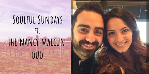 Soulful Sundays ft. Nancy Malcun Duo