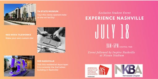 Experience Design (Student Event)