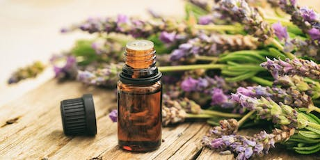 Essential Oils for Stress & Anxiety  tickets