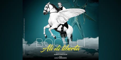 Romantic & Spectacular Weekend with Andrea Bocelli in Tuscany! biglietti