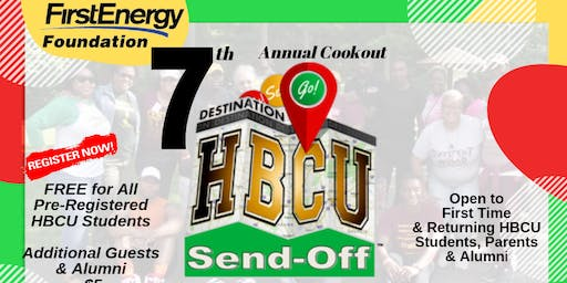 7th Annual FirstEnergy Destination HBCU: Student Send-off