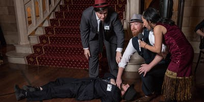 Murder Mystery Dinner Theater in Minneapolis