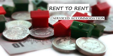 Rent To Rent and Serviced Accommodation tickets