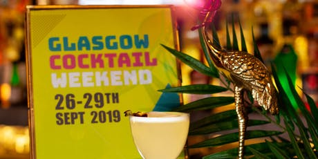 Glasgow Cocktail Weekend - Cocktail Explorer tickets