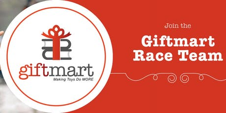 2019 Giftmart Race Team tickets
