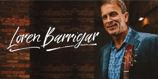 Loren Barrigar Concert to Benefit Skaneateles Library Guitar Series