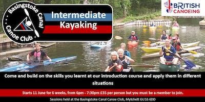 BCCC Intermediate Kayaking Course