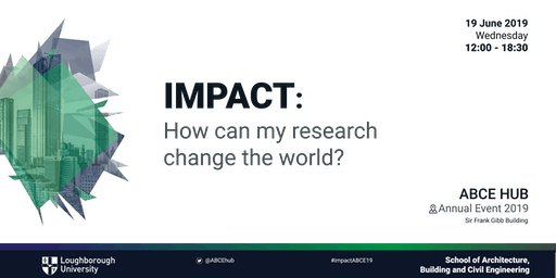 Impact: How can my research change the world?