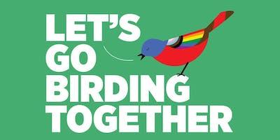 Let's Go Birding Together!