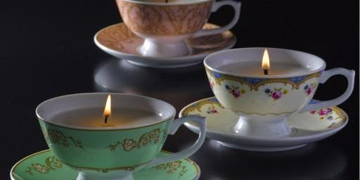 Candle Making Workshop at Summer Brocante at The Museum