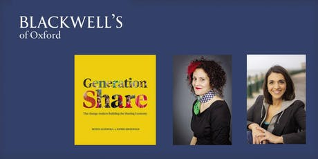 Let's Discuss... Generation Share with Benita Matofska and Sophie Sheinwald tickets