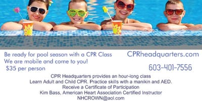 CPR for family and friends
