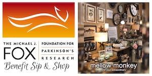 Benefit Sip & Shop for Parkinson's Disease Research