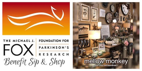 Benefit Sip & Shop for Parkinson's Disease Research tickets