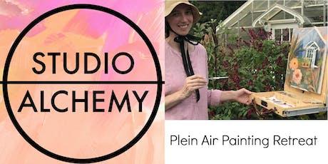 Plein Air Painting Retreat tickets