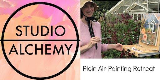 Plein Air Painting Retreat
