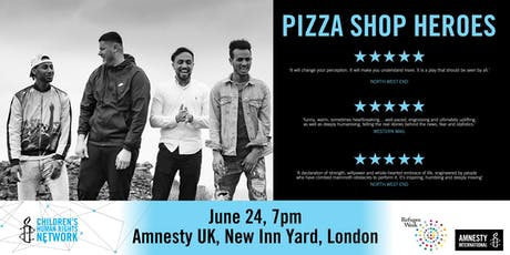 PHOSPHOROS THEATRE  - Pizza Shop Heroes tickets