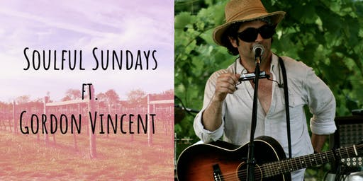Soulful Sundays ft. Gordon Vincent