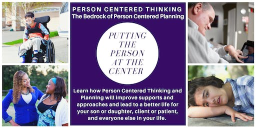 FULL - Person Centered Thinking Workshop PCT