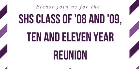 Seymour H.S. Class of 2008 & 2009 Reunion