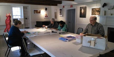 Fall19DS2 - Intro to Watercolors - Tues, 10/01 to 11/05, 1pm - 3pm