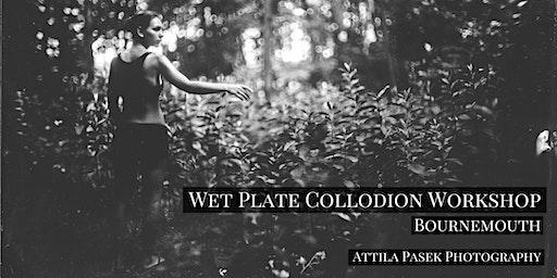 Wet plate collodion workshop