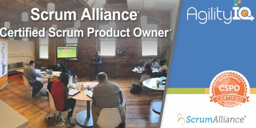 Certified Scrum Product Owner Training (CSPO)
