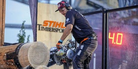 Stihl Timbersports® Amarok Cup Dinslaken Tickets