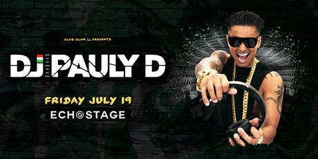 Pauly D tickets