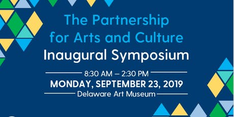 The Partnership for Arts and Culture Annual Symposium  tickets