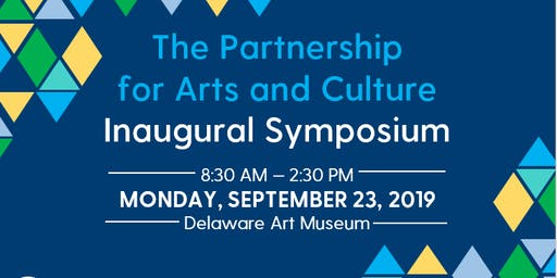 The Partnership for Arts and Culture Annual Symposium
