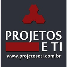 Projetos e TI logo