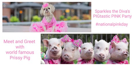 Sparkles the Diva's PIGtastic PINK Party tickets