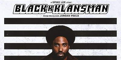 BlacKkKlansman (In Case You Missed It)