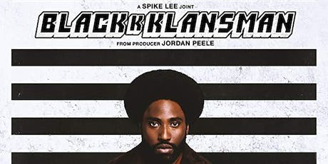 BlacKkKlansman (In Case You Missed It) tickets