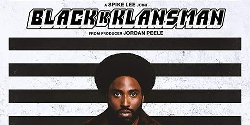 BlacKkKlansman (In Case You Missed It)