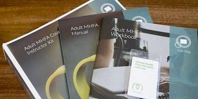 Mental Health First Aider Course (MHFA) Chelmsford, Essex.