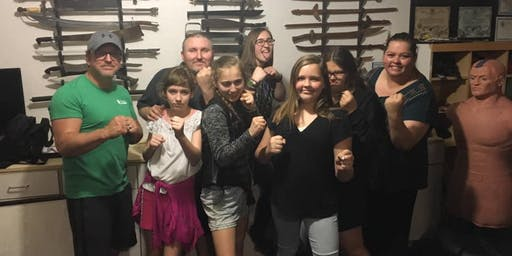 Self Defense Seminar for the whole family