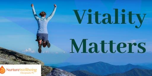 Vitality Matters