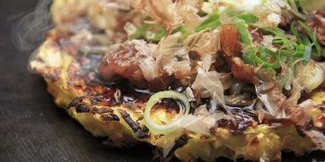Japanese Cooking: Okonomiyaki  tickets