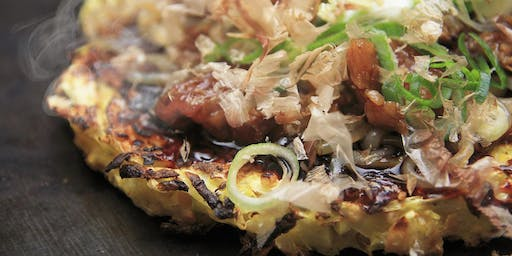 Japanese Cooking: Okonomiyaki