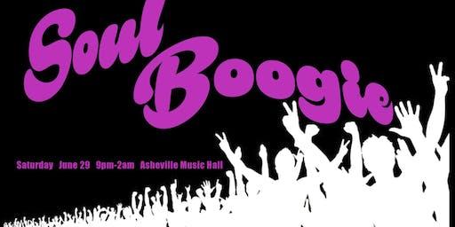 Soul Boogie w/ Marley Carroll, Modern Polyglots, Brandon Audette, Lee Bones + Trillium Dance Company | Asheville Music Hall