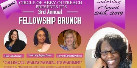 Circle of Abby Fellowship Brunch tickets