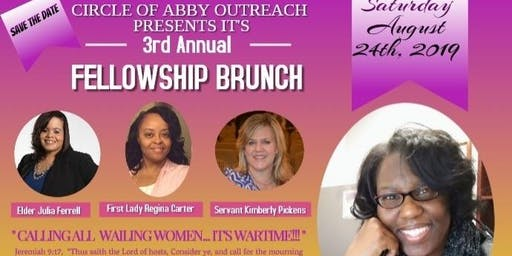 Circle of Abby Fellowship Brunch