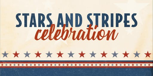 Stars and Stripes Celebration