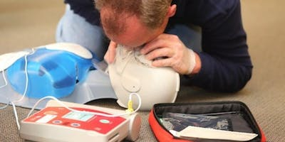 American Red Cross Adult and Pediatric CPR, AED and First Aid Blended Learning Class
