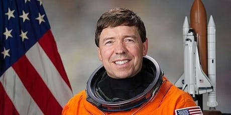 Sea Faring and Space Faring: Dr Mike Barratt, NASA tickets