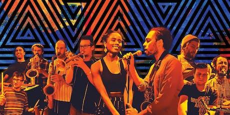 Nubiyan Twist / Cherise Adams-Burnett tickets